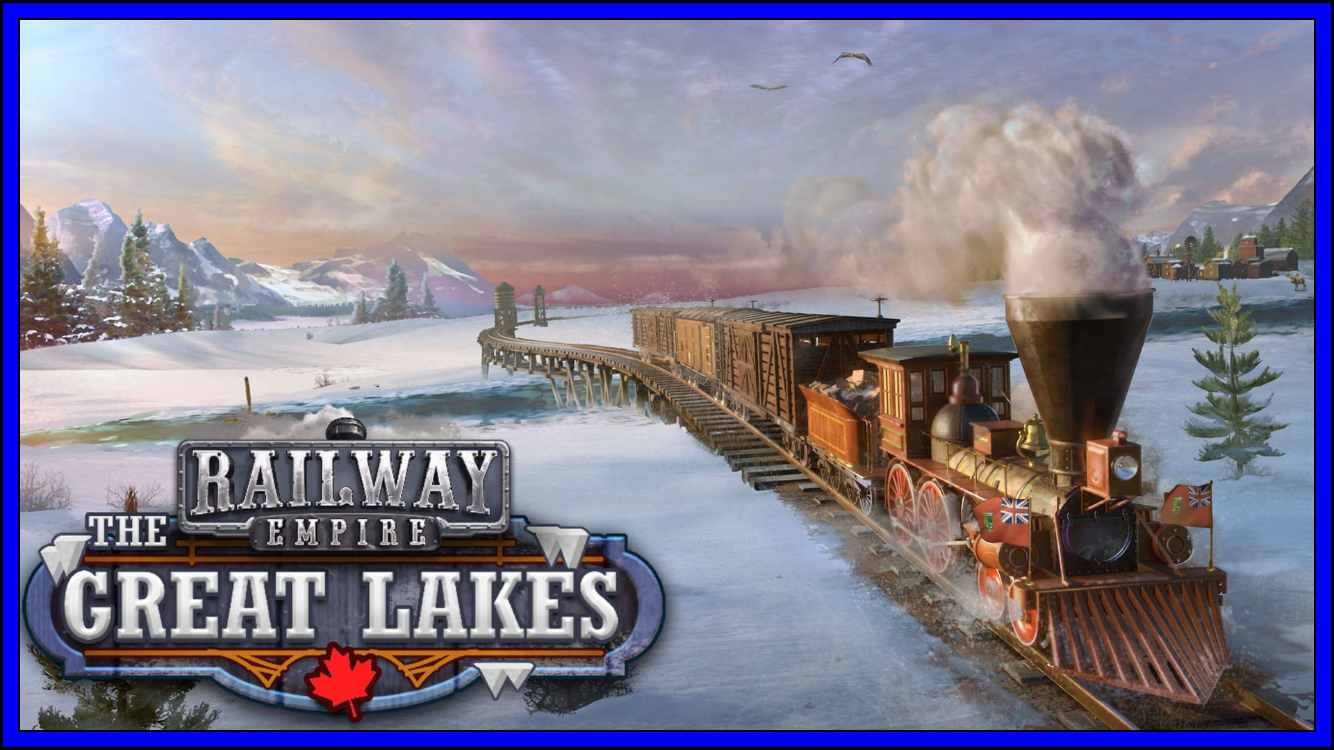 Railway Empire DLC The Great Lakes Fi3