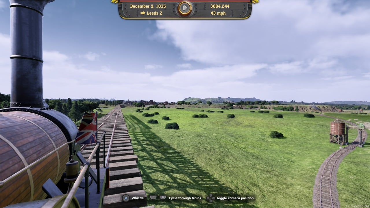 Railway Empire Great Britain & Ireland 2