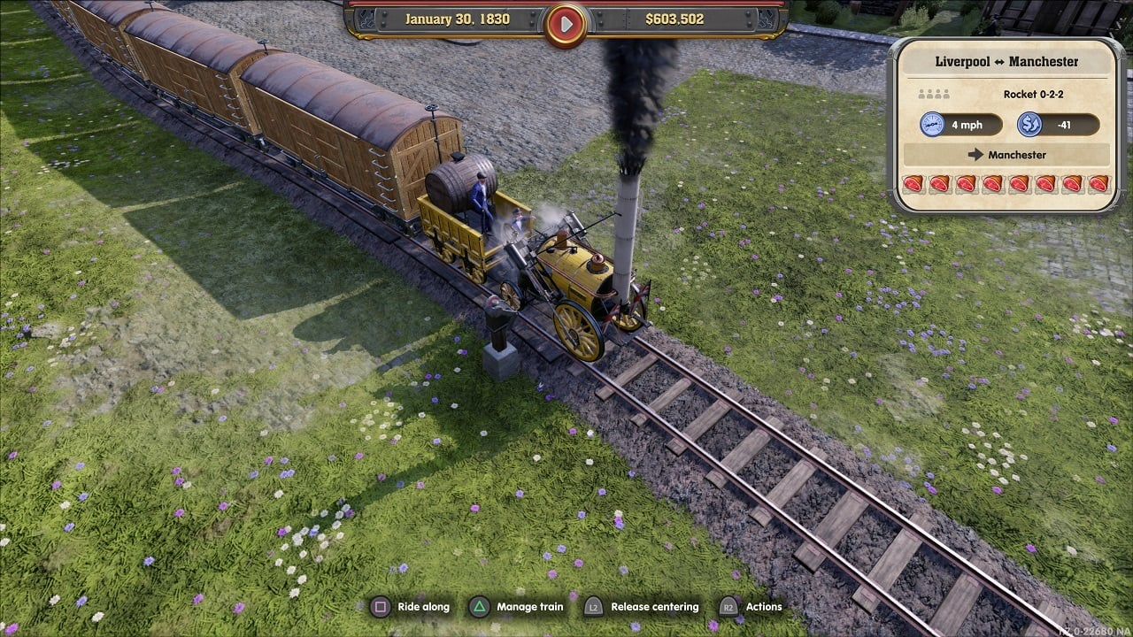 Railway Empire Great Britain & Ireland 4