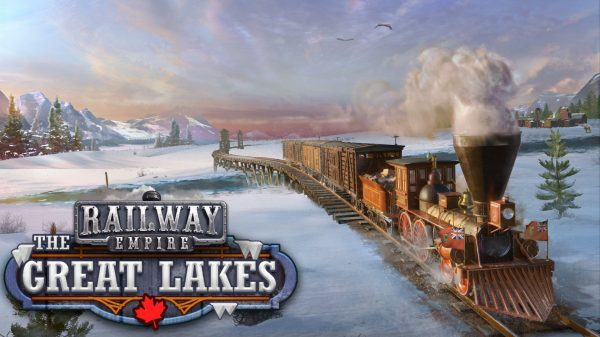 Railway Empire: The Great Lakes [DLC] (PS4) Review