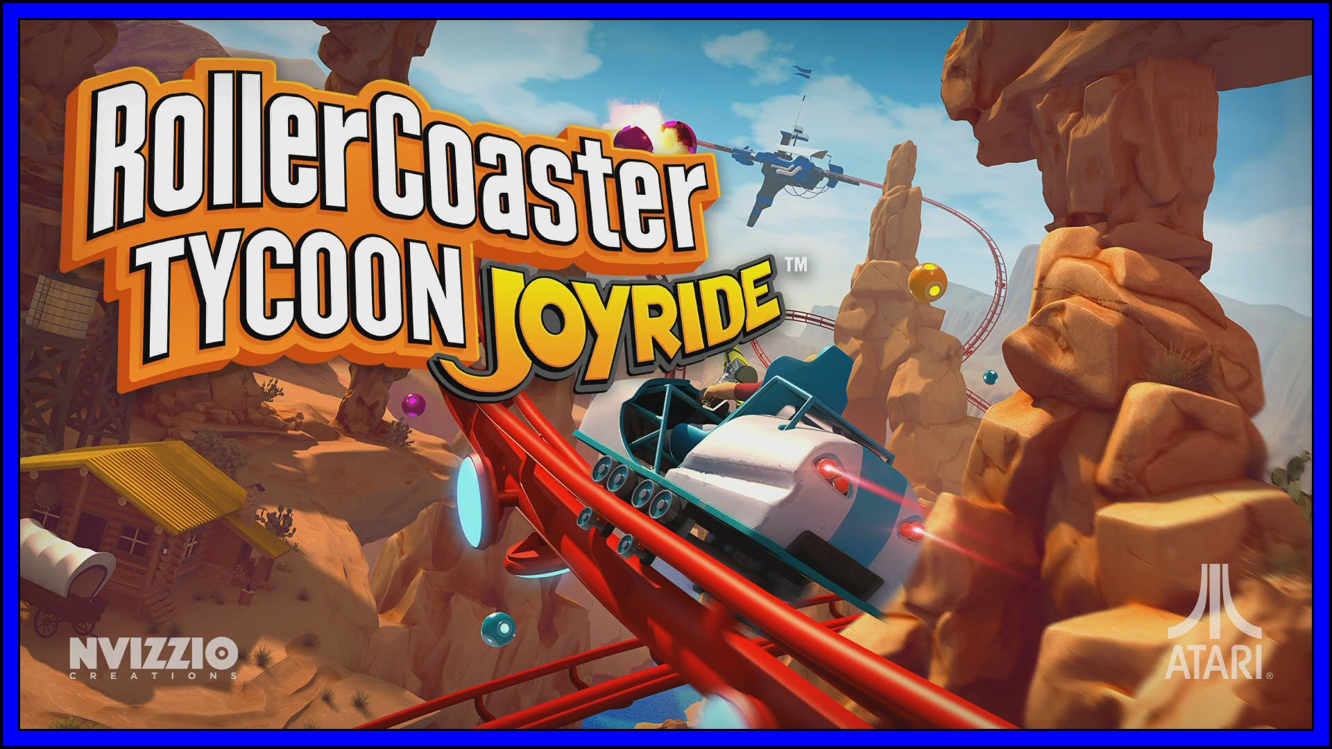 Rollercoaster Tycoon Joyride (PS4, PSVR) Review