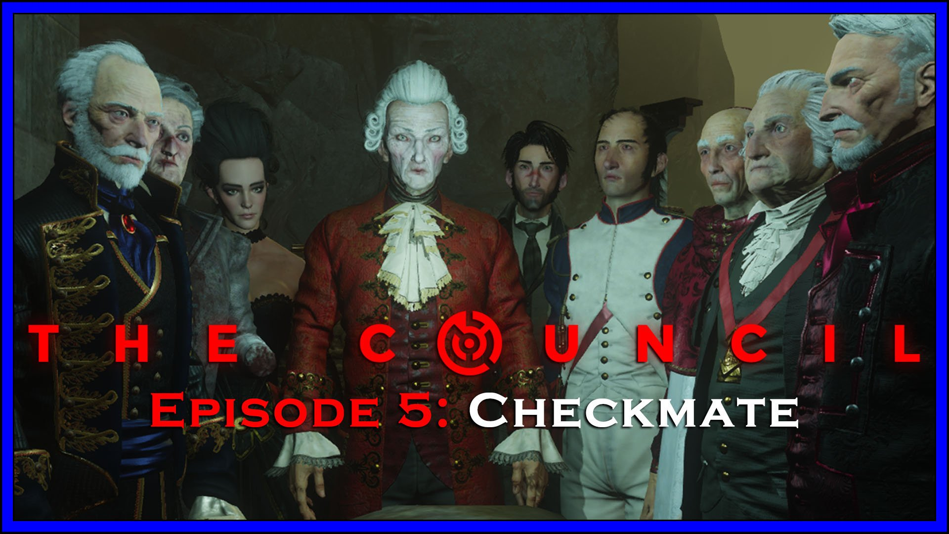 The Council 5 Checkmate Fi3