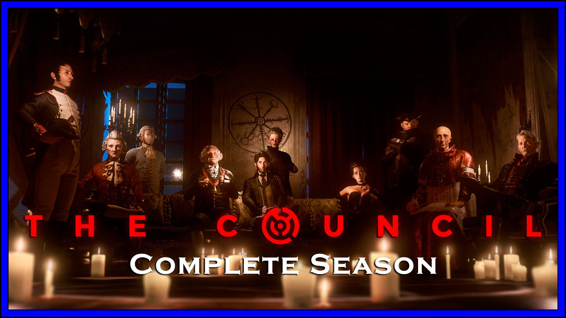 The Council Complete Series Fi3