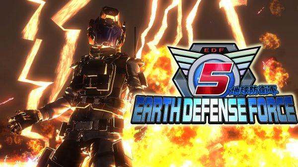 Earth Defense Force 5 [EDF 5] (PS4) Review