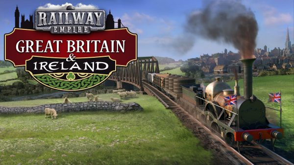 Railway Empire: Great Britain & Ireland [DLC] (PS4) Review