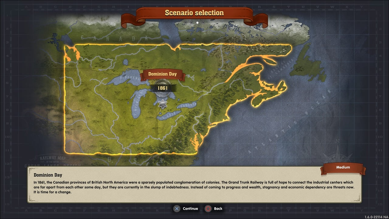 railway empire - the great lakes 1