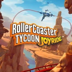 Rollercoaster Tycoon Joyride (PS4, PSVR) Review | GamePitt - Atari