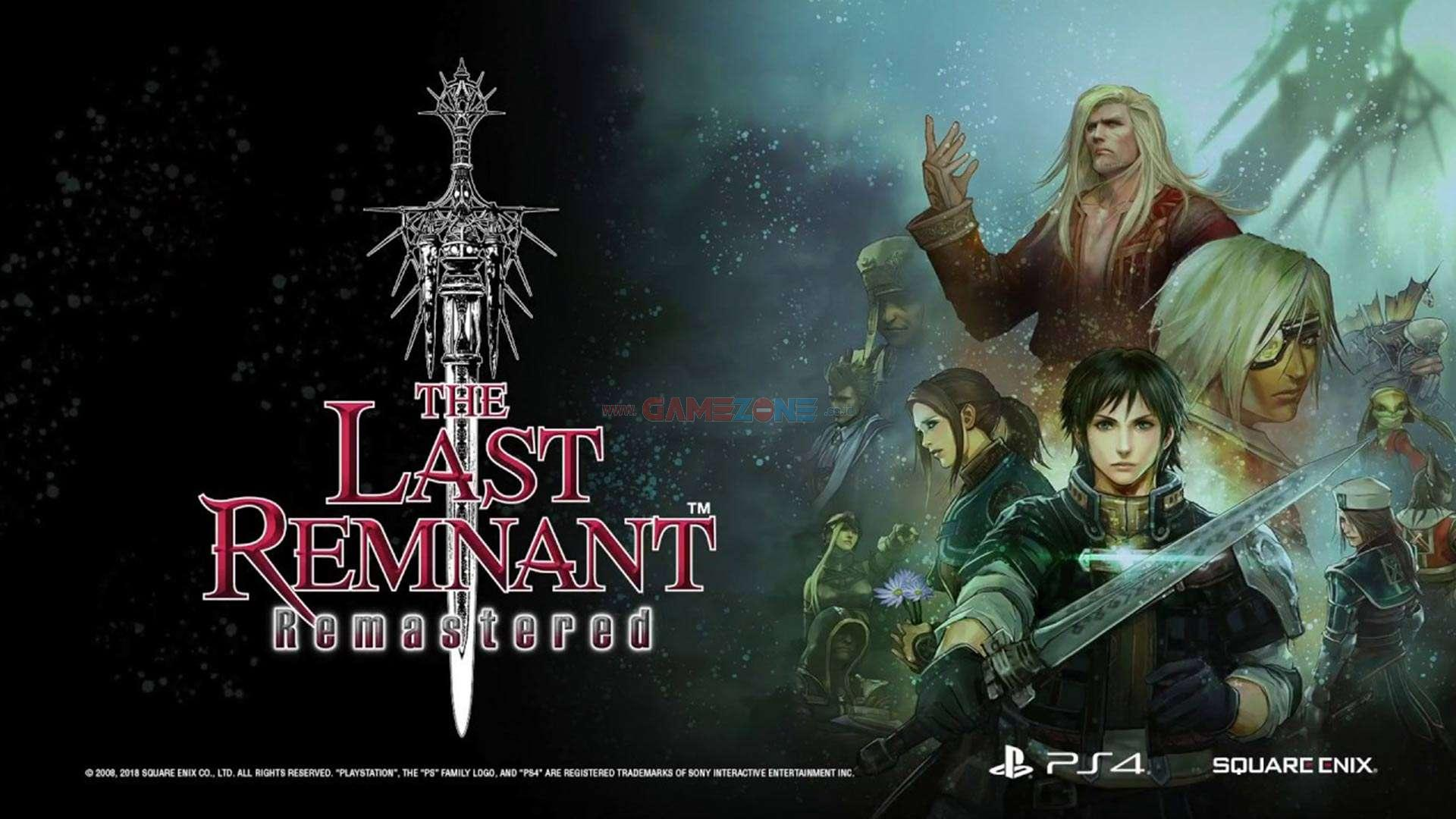 The Last Remnant Remastered (PS4) Review