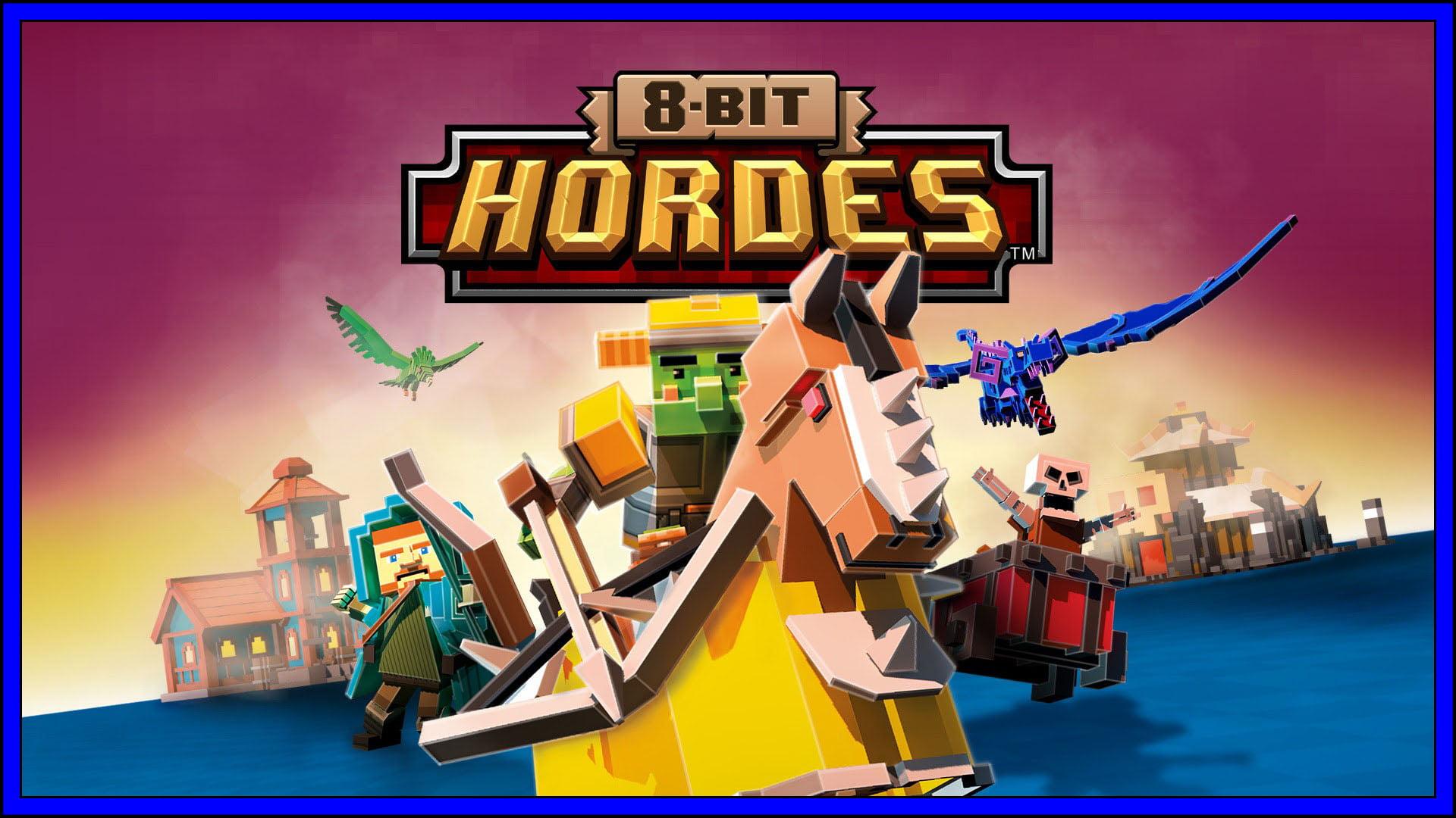 8 Bit Hordes Fi3