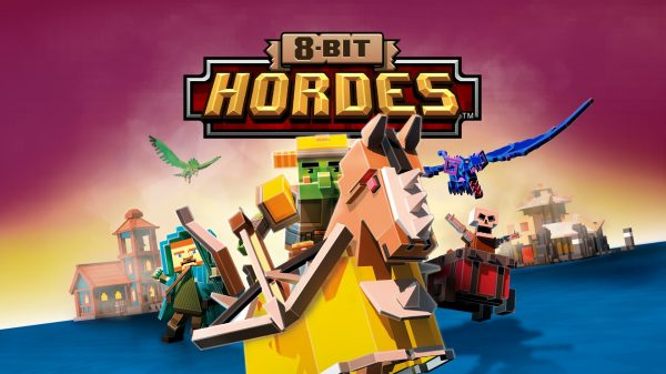 8-Bit Hordes (PS4) Review