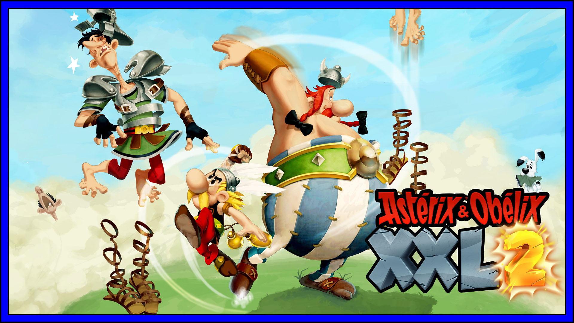 Asterix & Obelix XXL 2 (PS4) Review