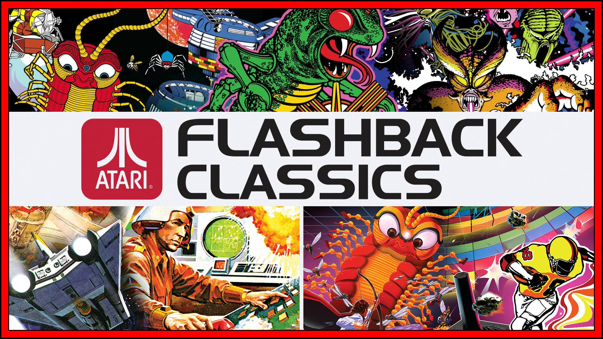 Atari Flashback Classics (Nintendo Switch) Review