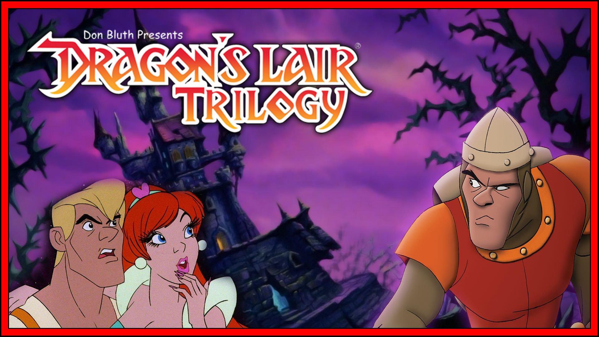 Dragon's Lair Trilogy (Nintendo Switch) Review