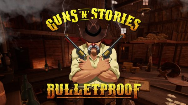 Guns'n'Stories: Bulletproof VR (PSVR) Review