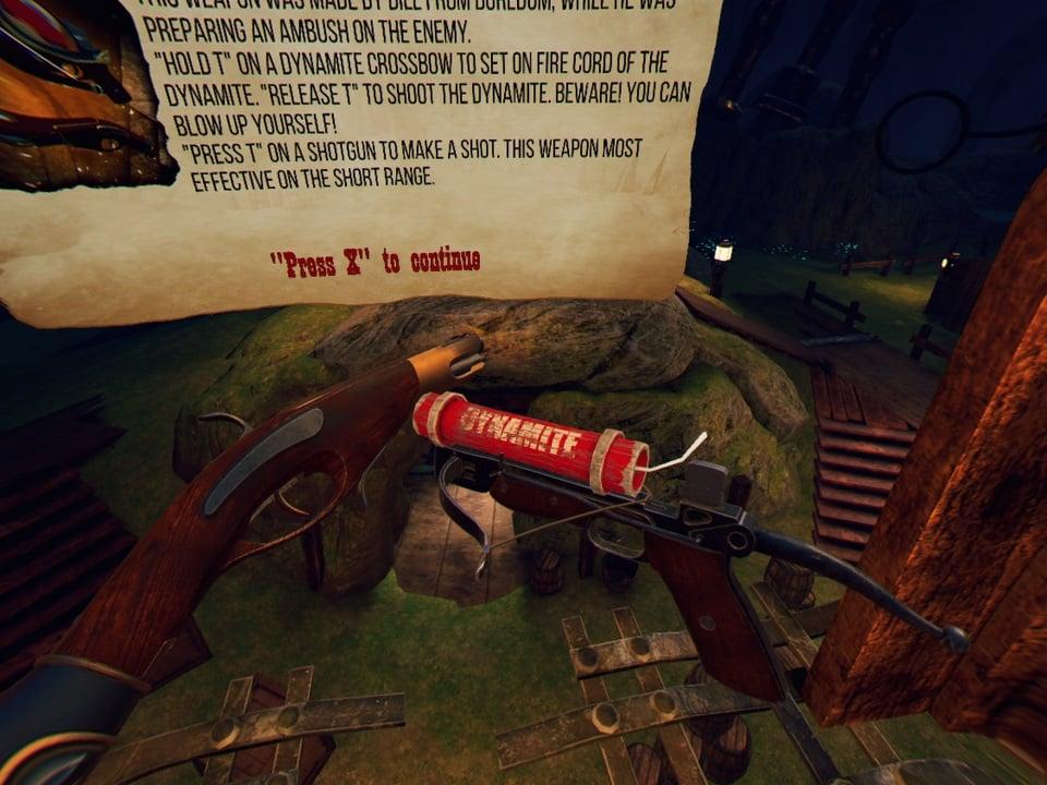 Guns'n'Stories Bulletproof VR 2