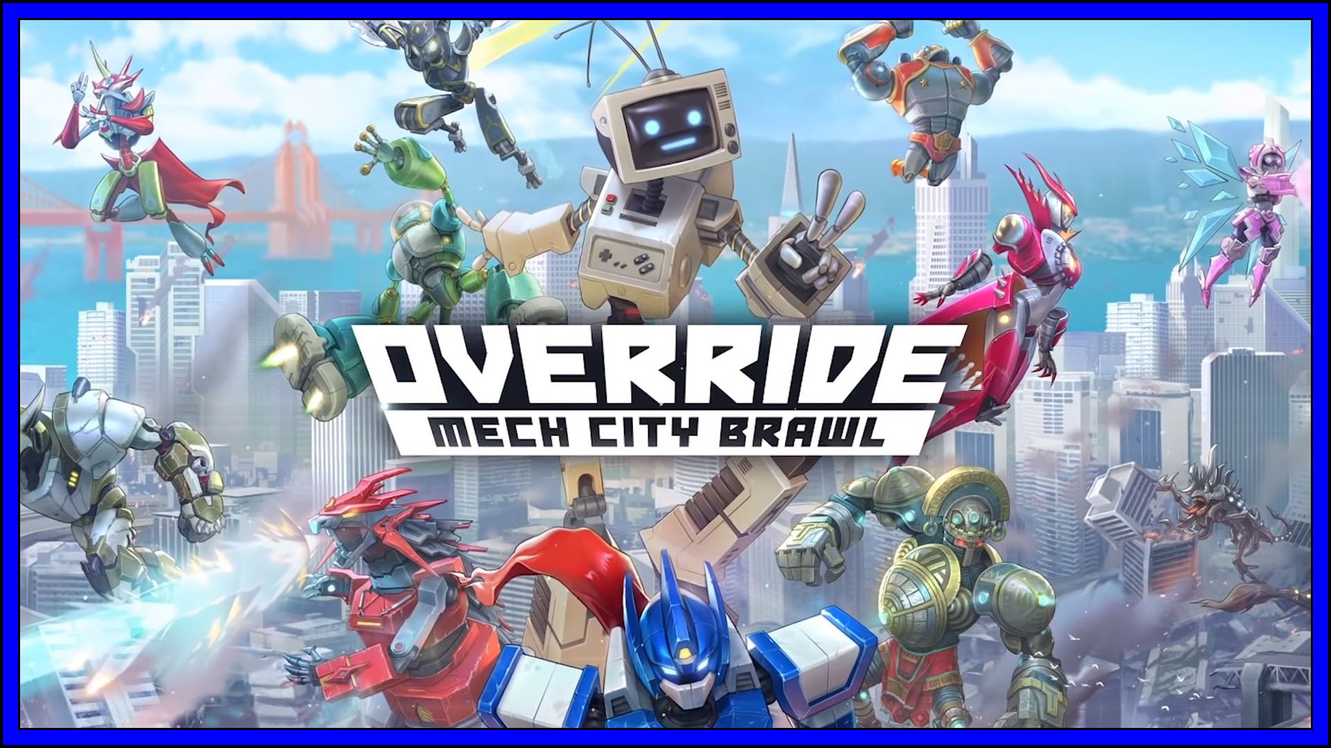 Override Mech City Brawl Fi3