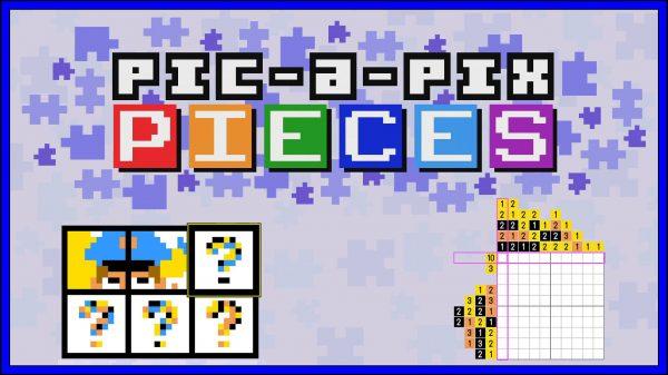 Pic-a-Pix Pieces (PS4, PS Vita) Review