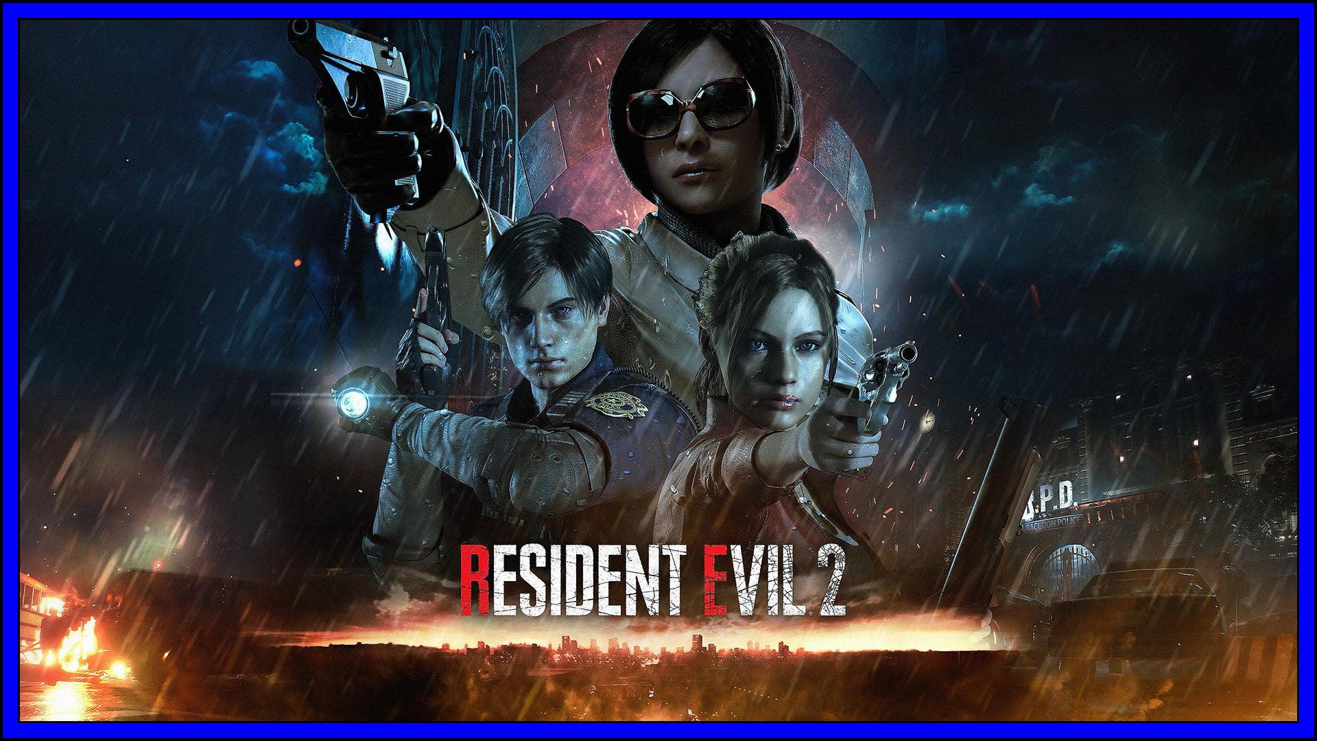Resident Evil 2 Fi3