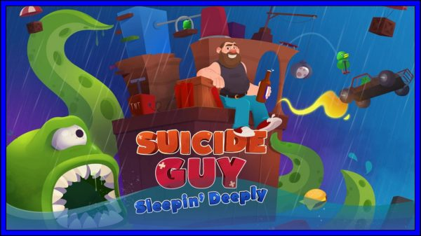 Suicide Guy: Sleepin' Deeply (PS4) Review