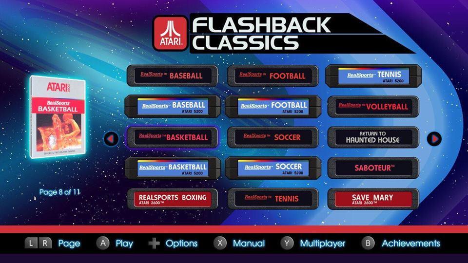 atari flashback classics 2