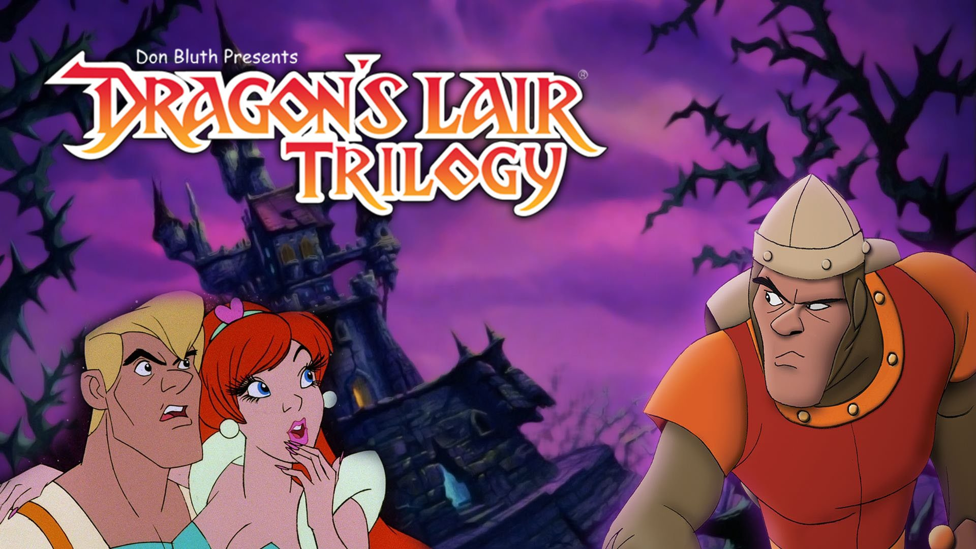 Dragon's Lair Trilogy (Nintendo Switch) Review