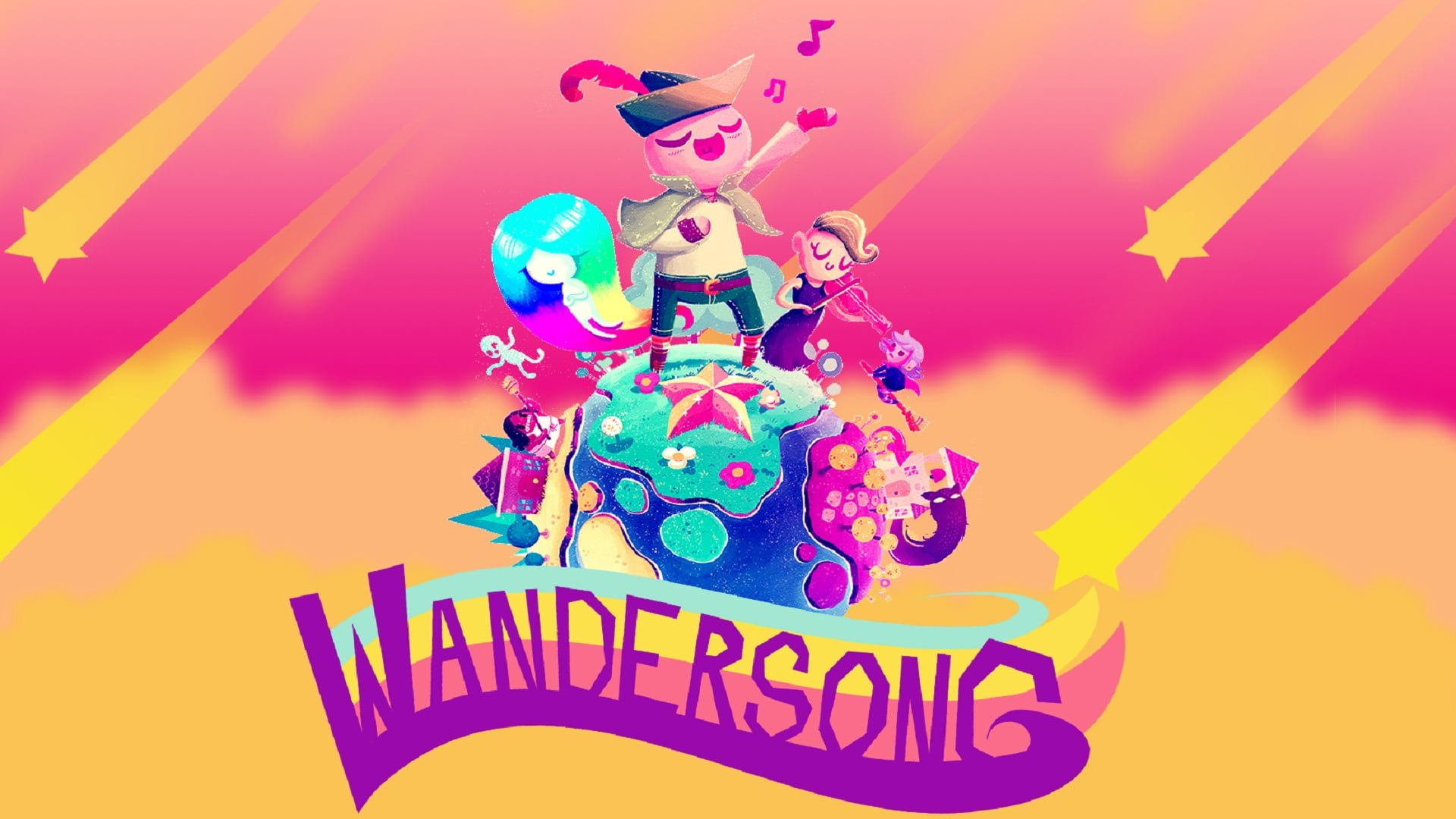 Wandersong (PS4) Review