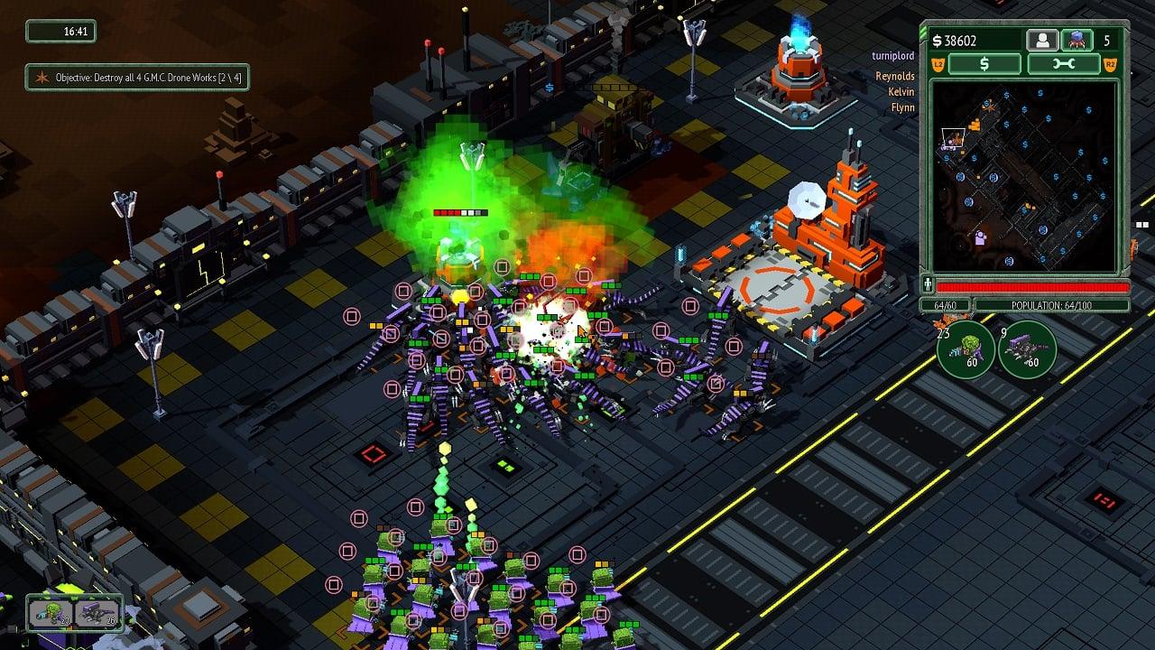 8-Bit Invaders 4