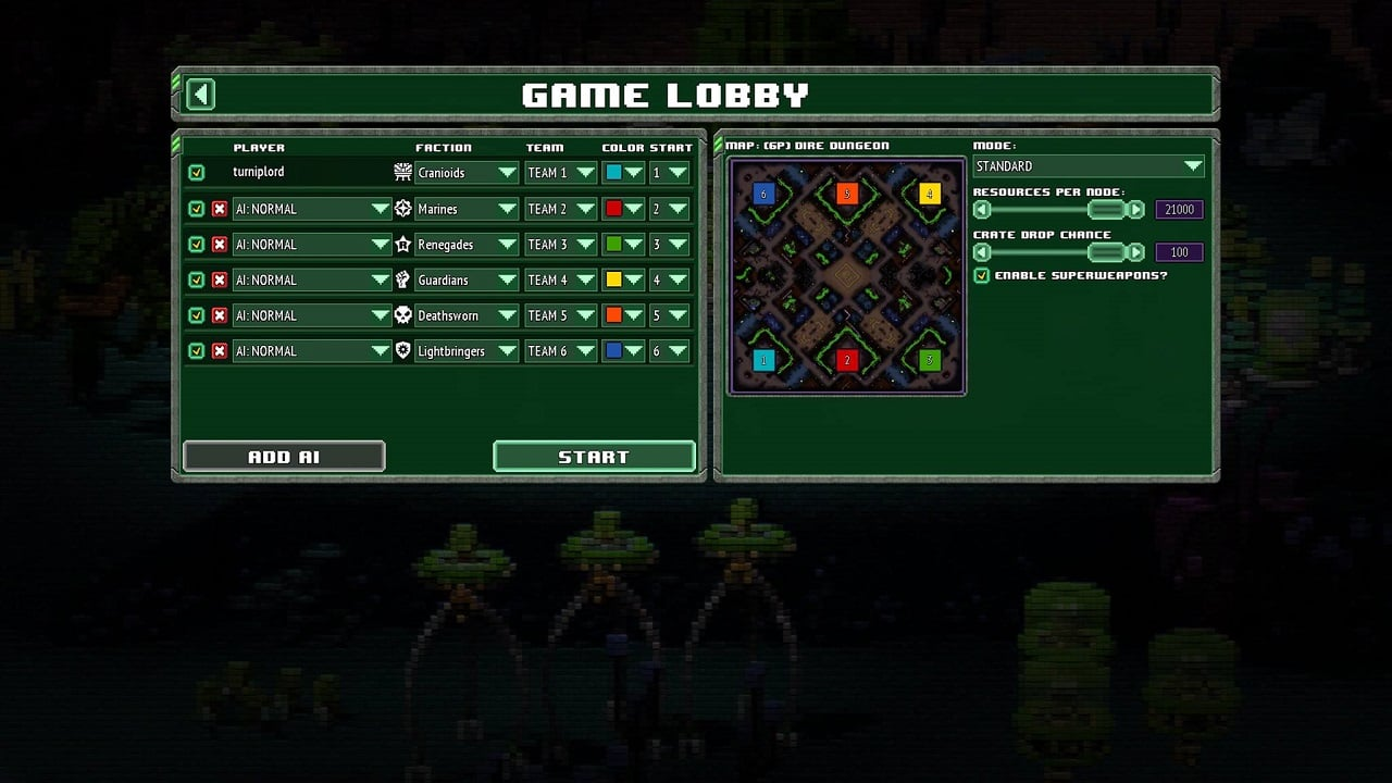 8-Bit Invaders 5