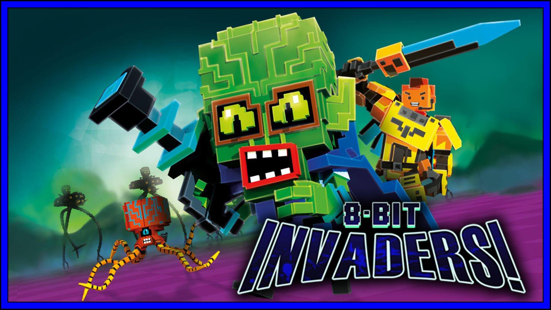 8 Bit Invaders Fi3