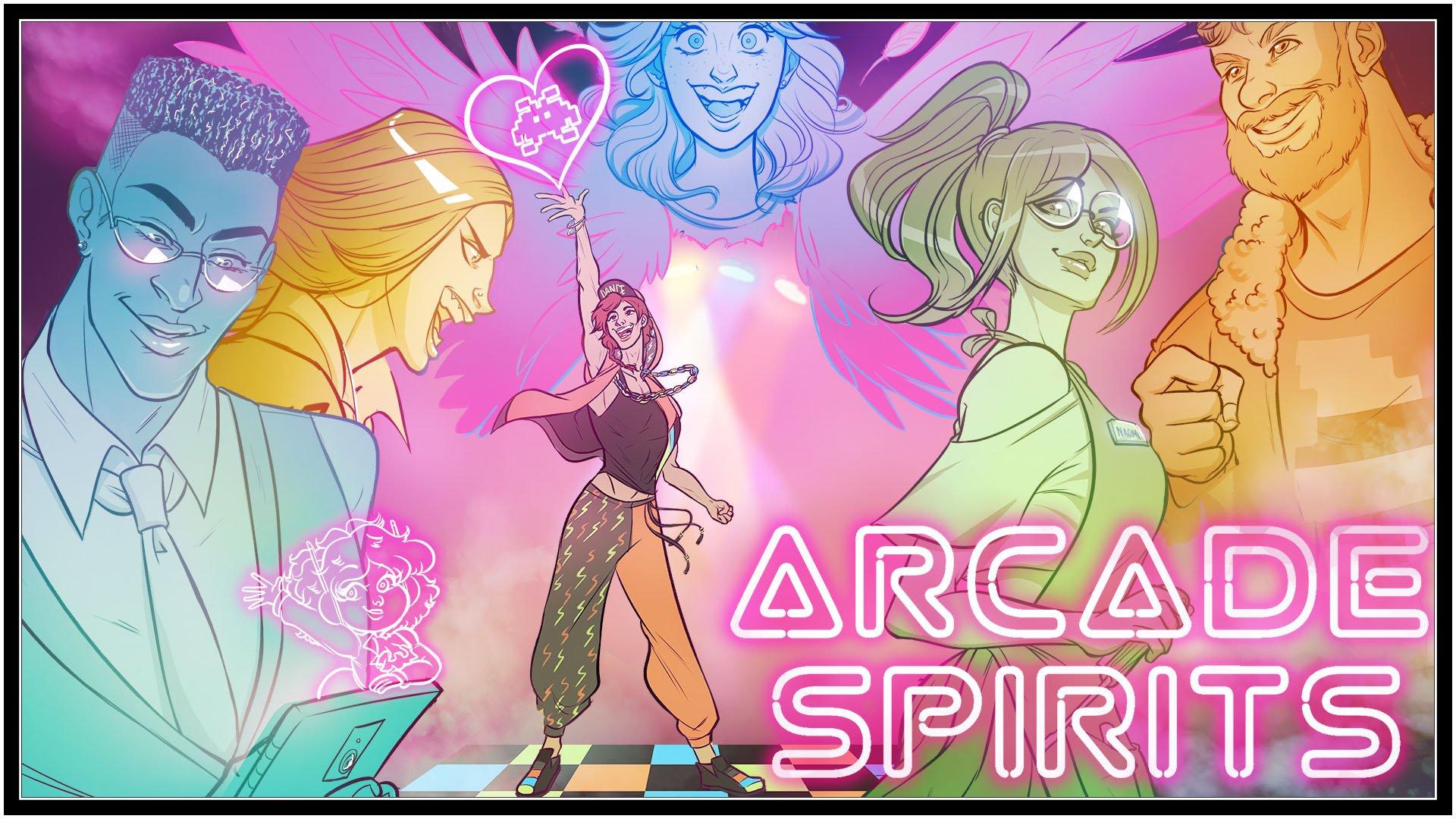 Arcade Spirits Fi3