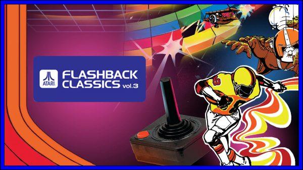 Atari Flashback Classics Vol. 3 (PS4) Review