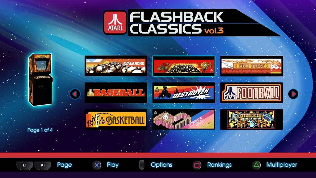 Atari Flashback Classics vol. 3  1