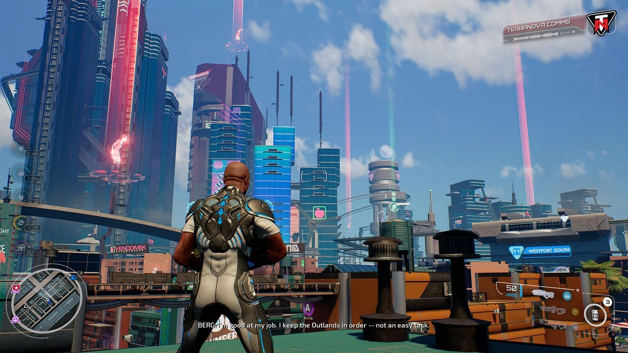 Crackdown 3 Open City
