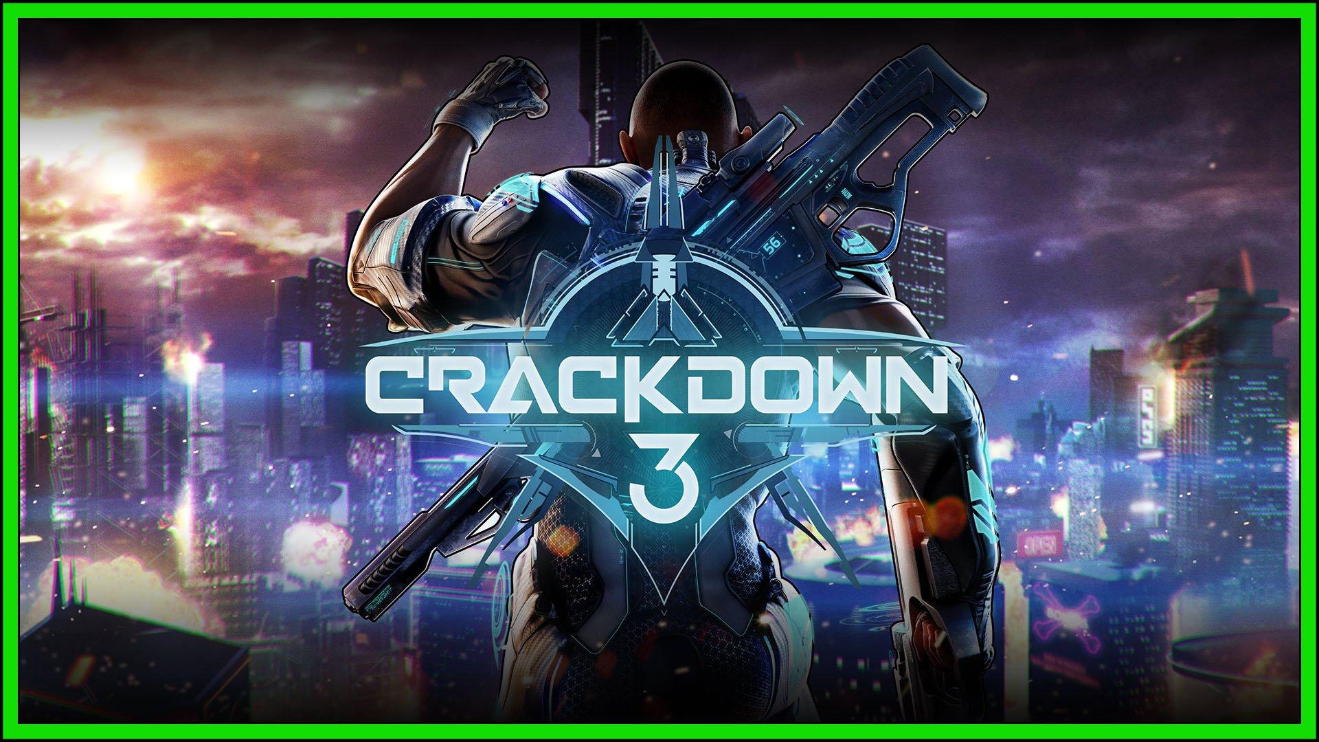 Crackdown 3 Fi3