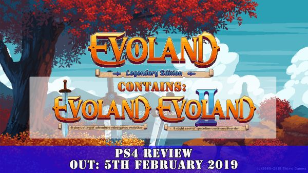 Evoland Legendary Edition (PS4) Review