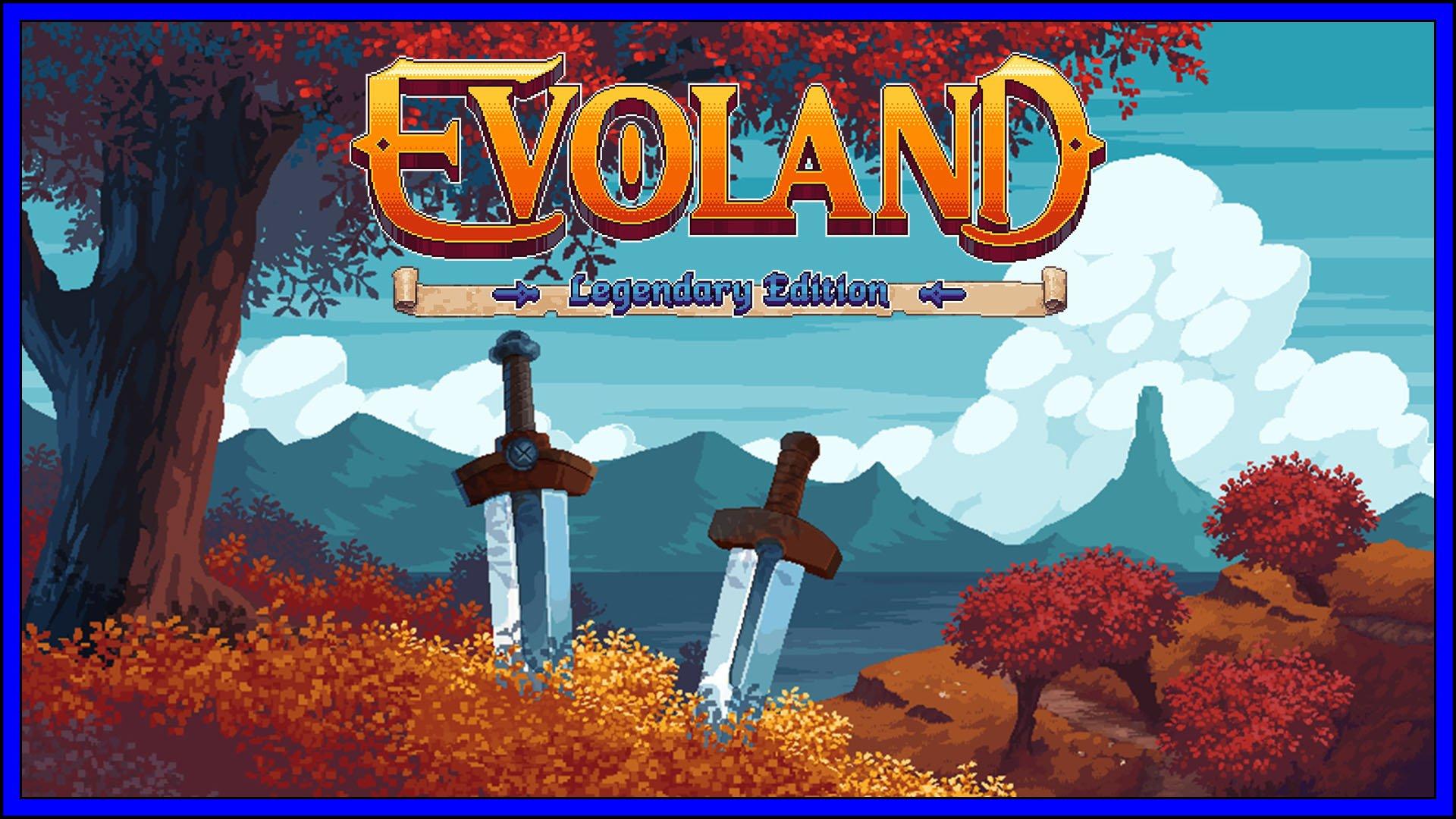 Evoland Fi3