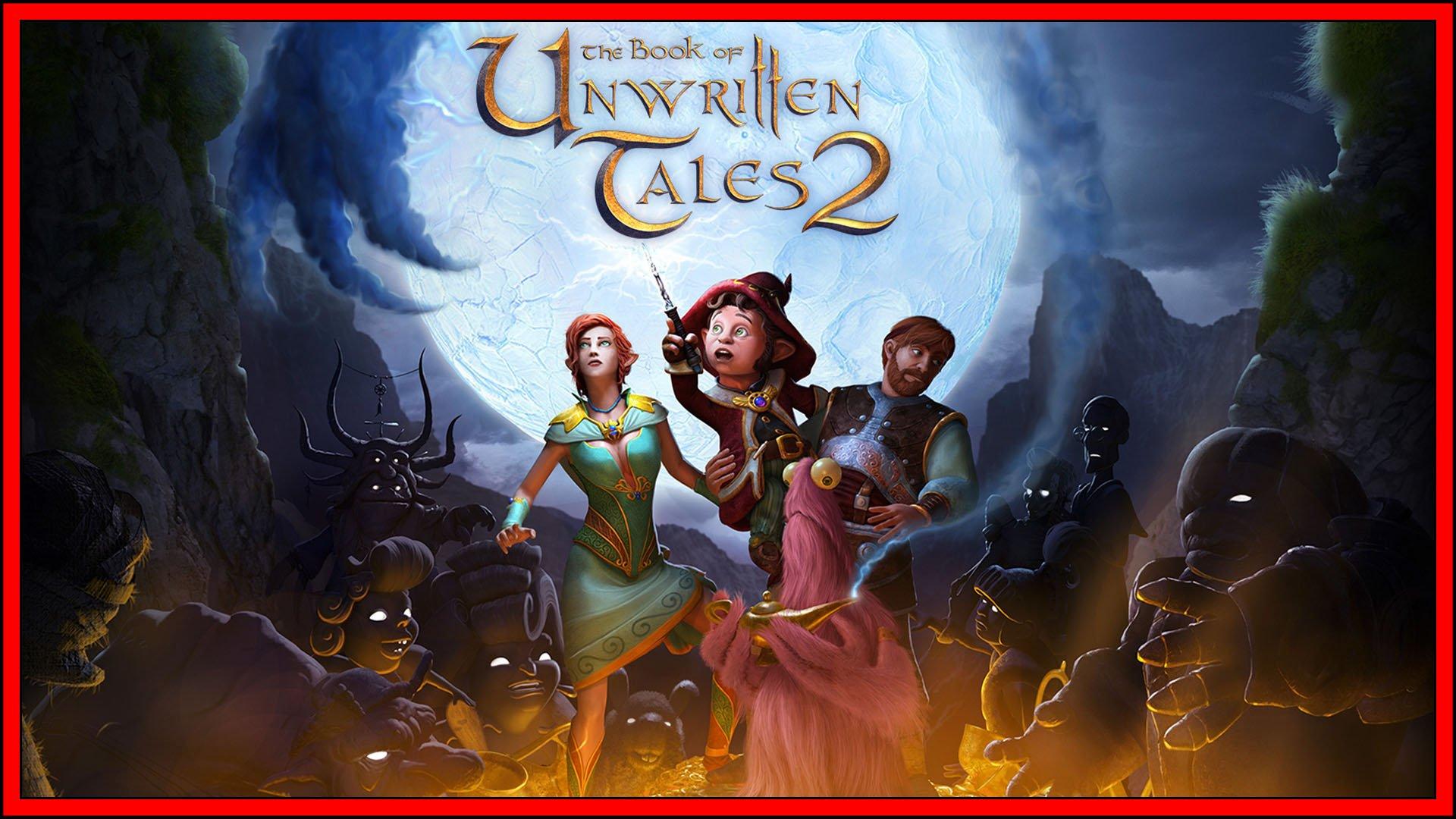 The Book Of Unwritten Tales 2 Fi3