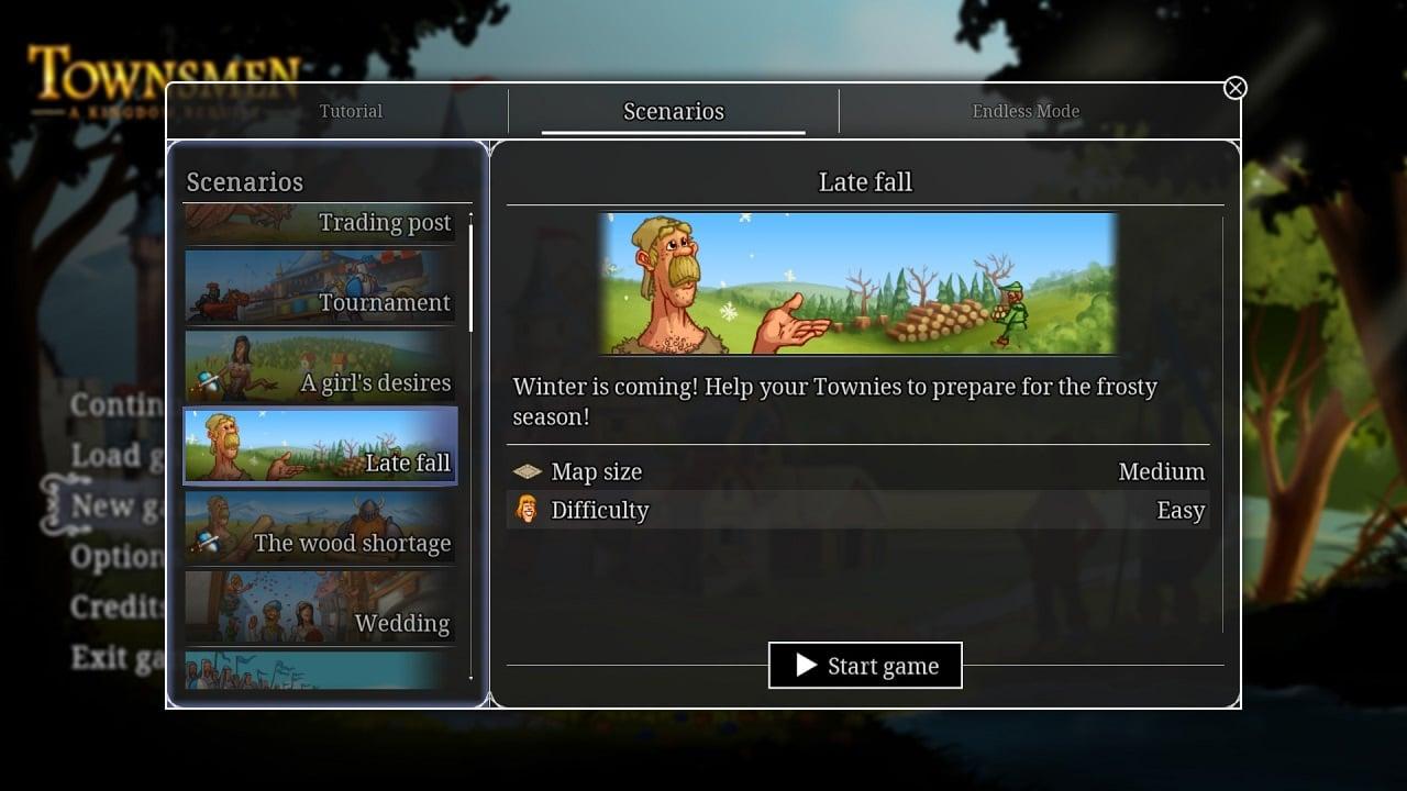 Townsmen - A Kingdom Rebuilt 1