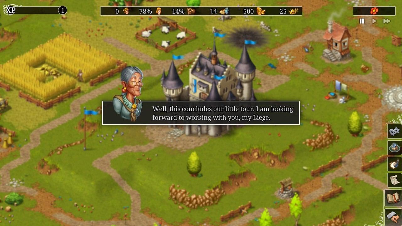 Townsmen - A Kingdom Rebuilt 2