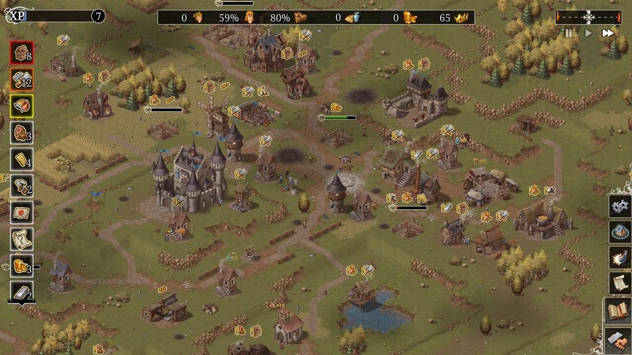 Townsmen - A Kingdom Rebuilt 3