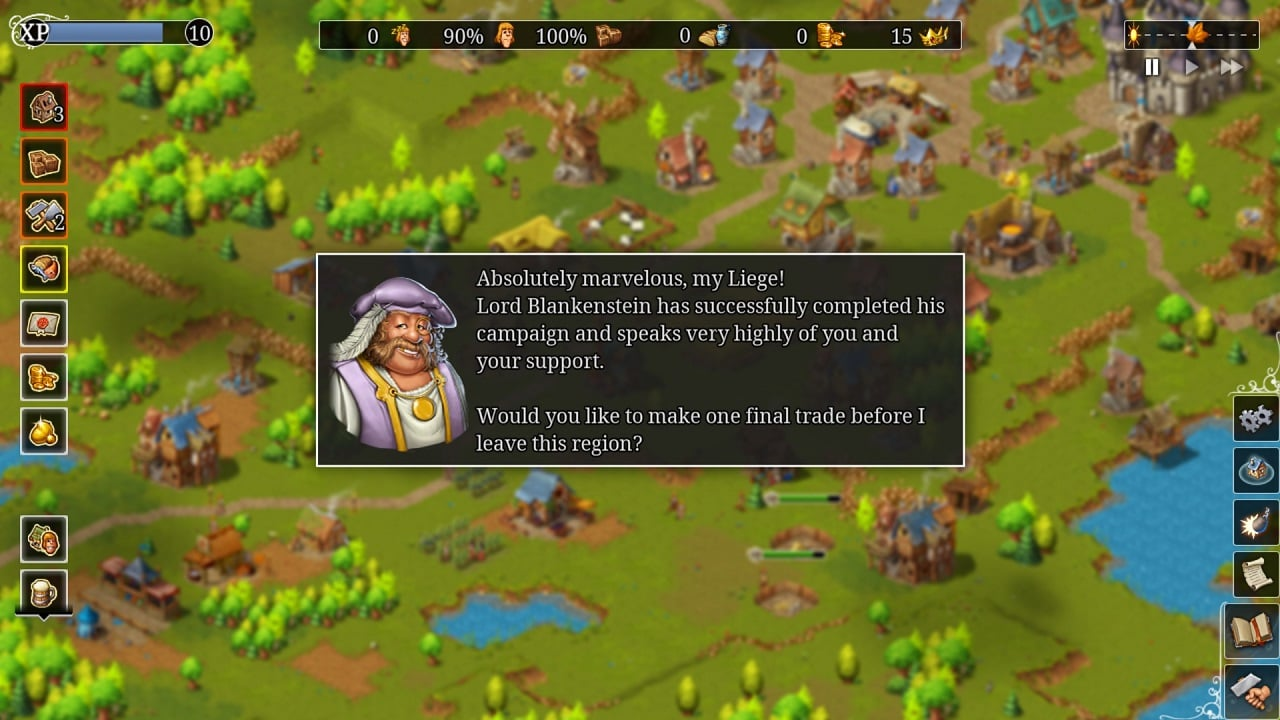 Townsmen - A Kingdom Rebuilt 4