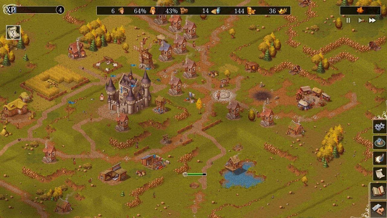 Townsmen - A Kingdom Rebuilt 6