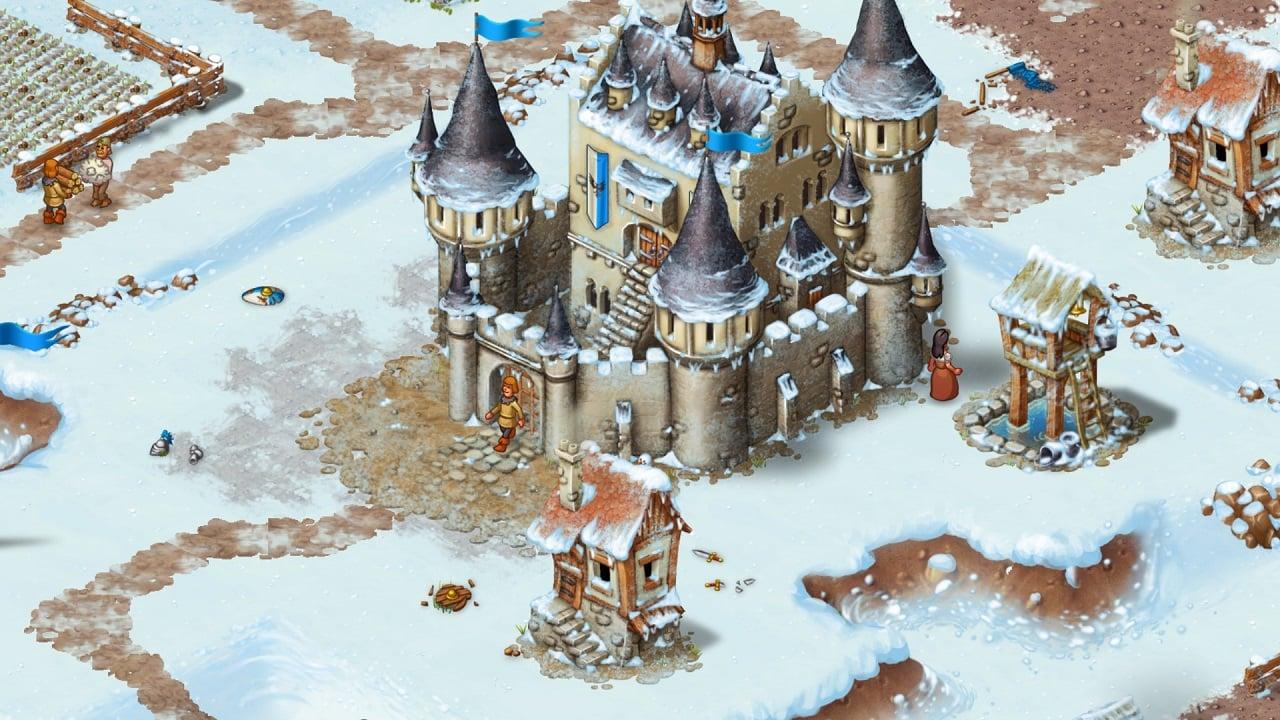 Townsmen - A Kingdom Rebuilt 8