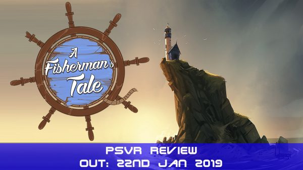 A Fisherman's Tale (PSVR) Review