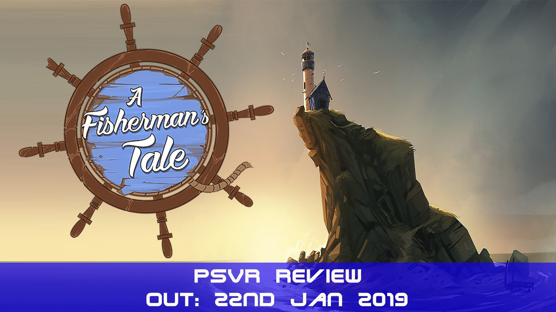 A Fisherman's Tale (PSVR) Review
