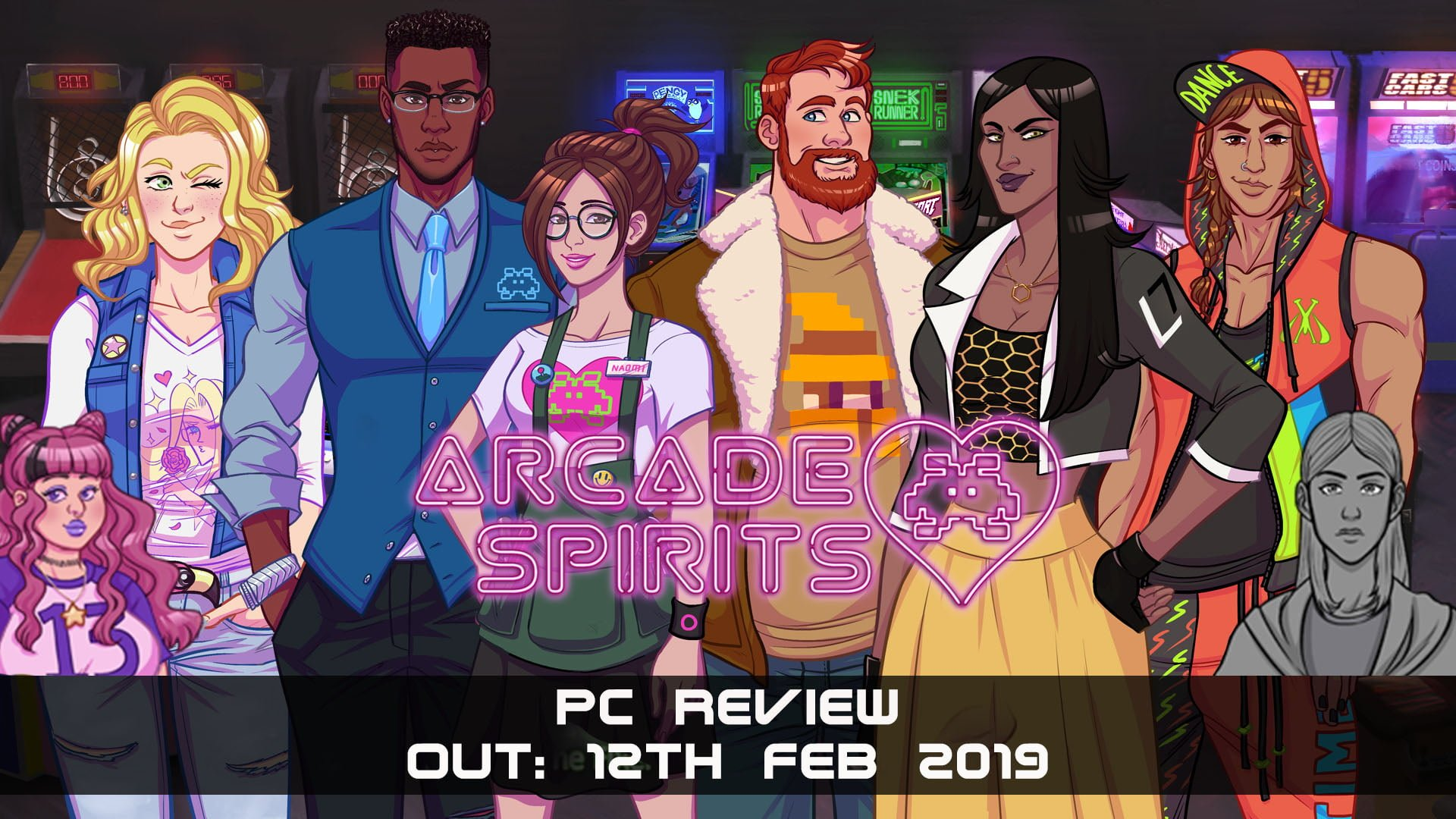 Arcade Spirits (PC) Review