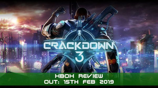 Crackdown 3 [Single Player] (Xbox One) Review