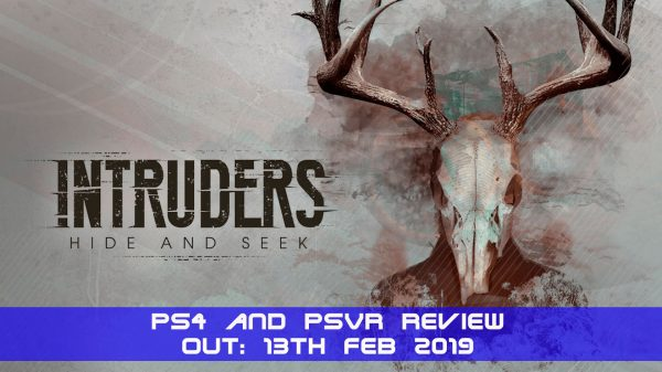 Intruders: Hide and Seek (PS4, PSVR) Review