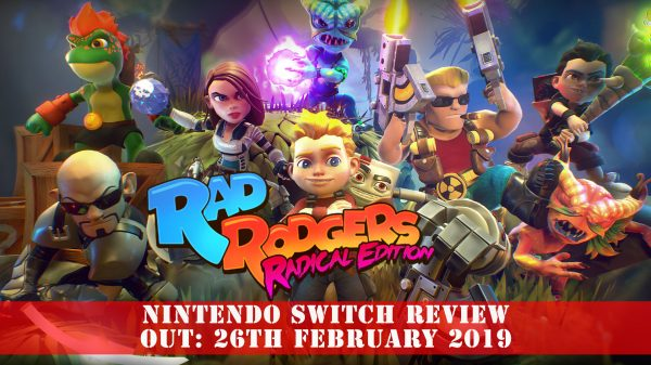 Rad Rodgers: Radical Edition (Nintendo Switch) Review