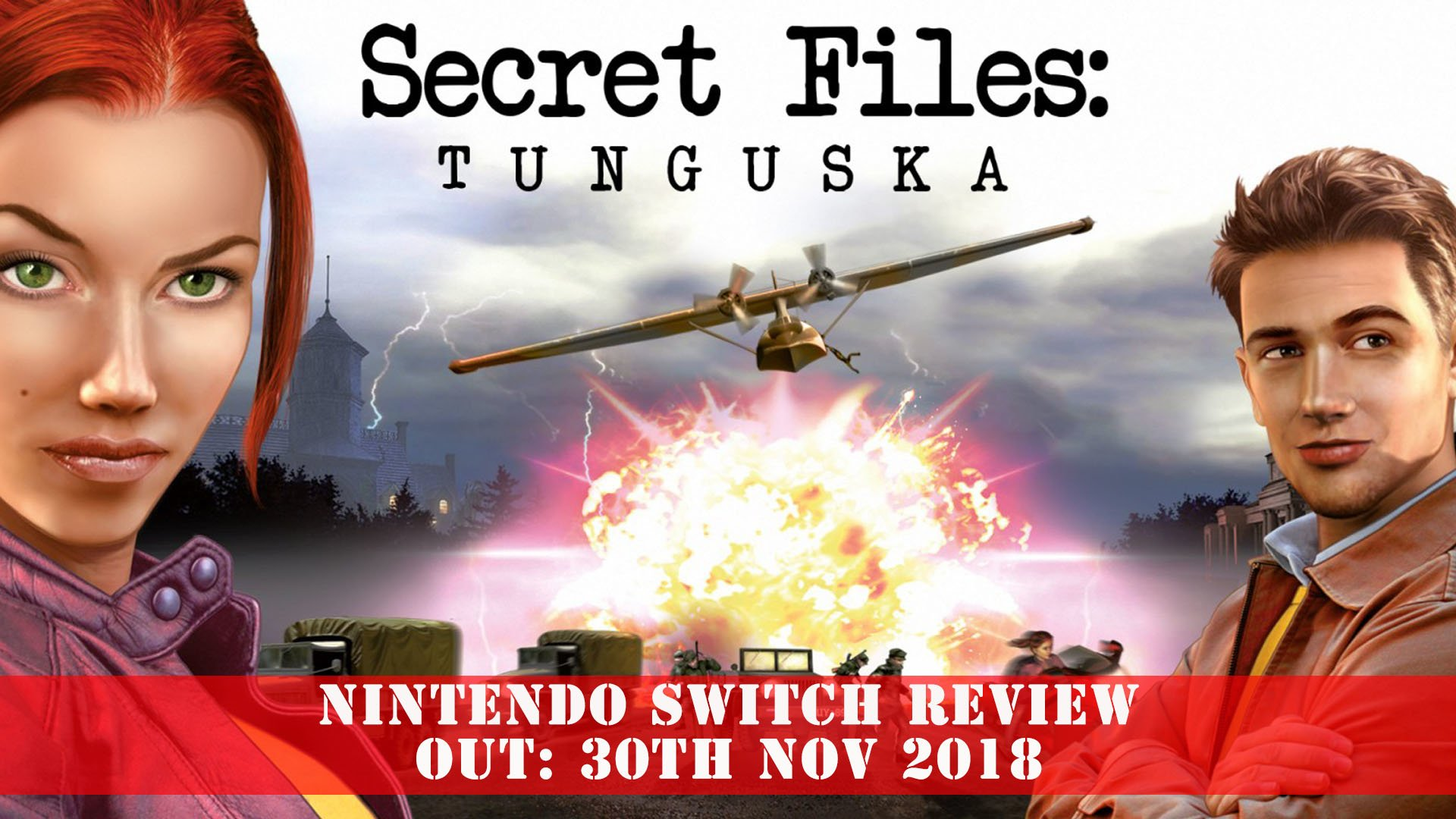 Secret Files: Tunguska (Nintendo Switch) Review